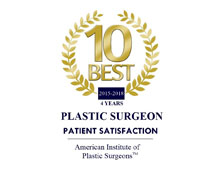 American Institute of Plastic Surgeons 10 Best 2006-2012